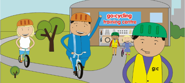 free cycling course