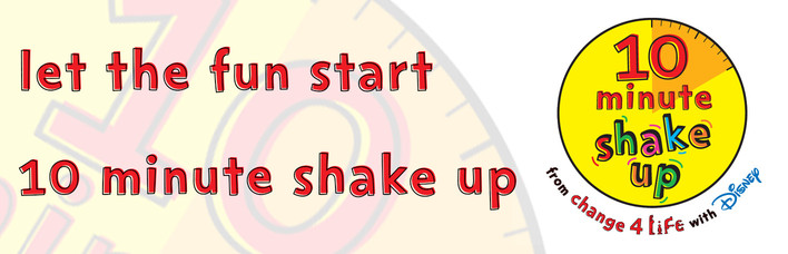 10 minute shake up