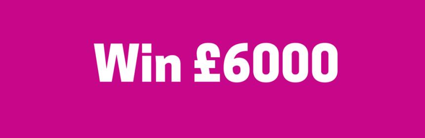 win £6000