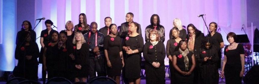 arts in the neighbourhood - gospel choir