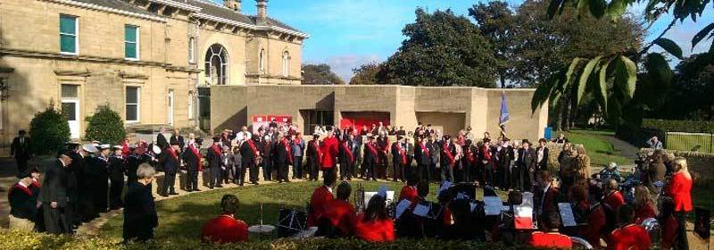 Tolson holds remembrance