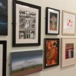 Exhibition at Batley Art Gallery