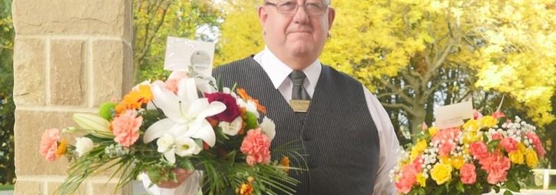 Ronley retires from Dewsbury Moor Crematorium