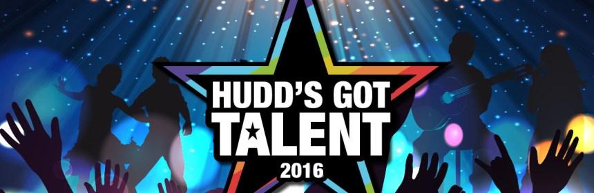 Hudds got talent