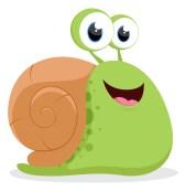 Cute Snail cartoon