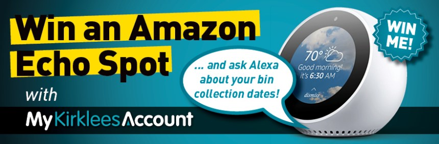 Alexa Spot competition - digital 880x290