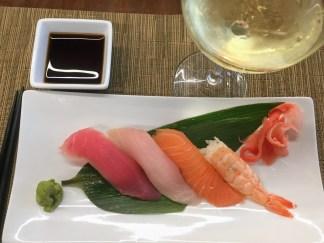 Sushi Bar in O'Hare