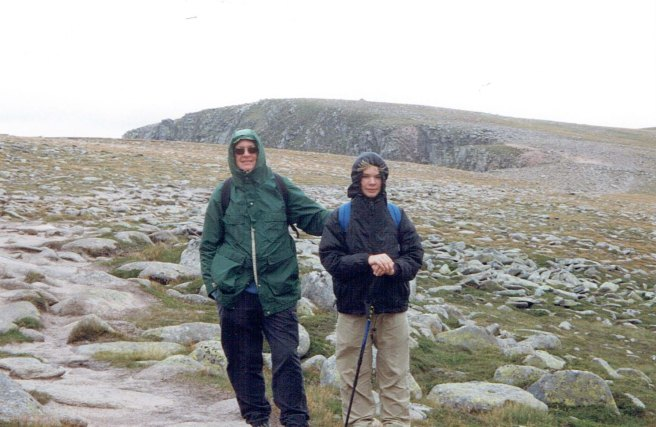 Jody and James Lochnagar