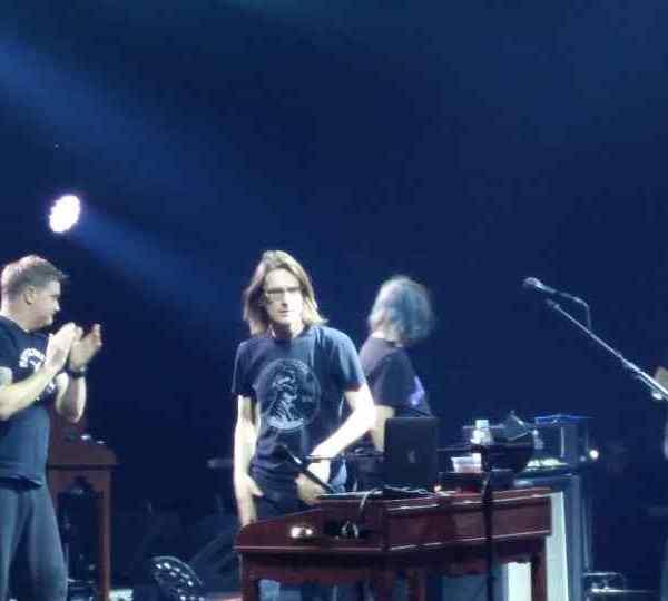 Концерт на Стивън Уилсън (Steven Wilson) в София