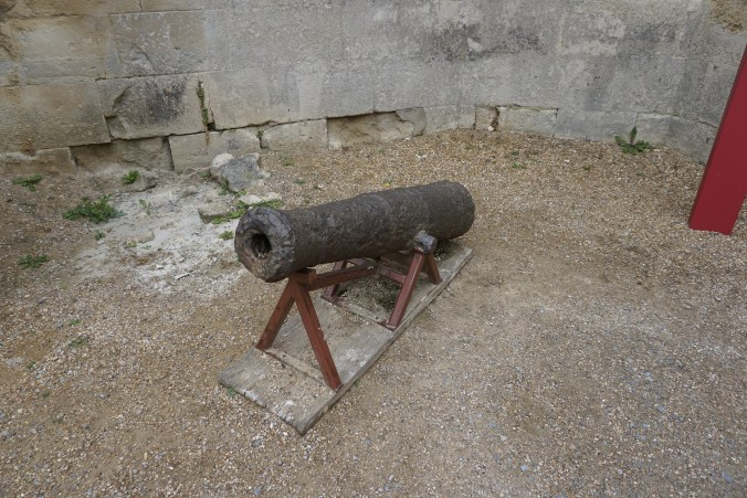 Canon at Chateau du Caen