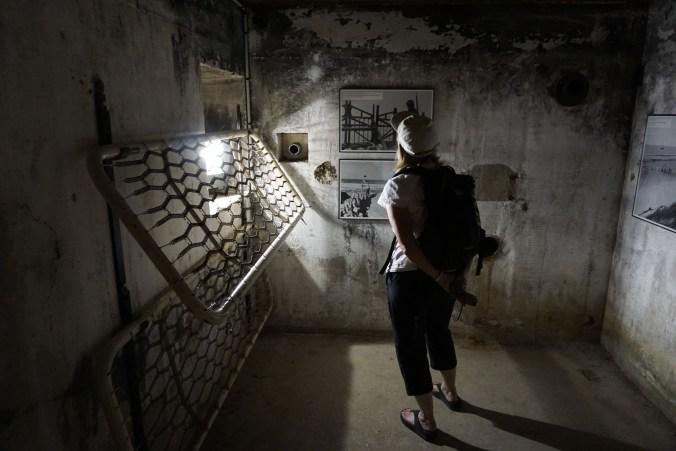 Observation Post Bunker