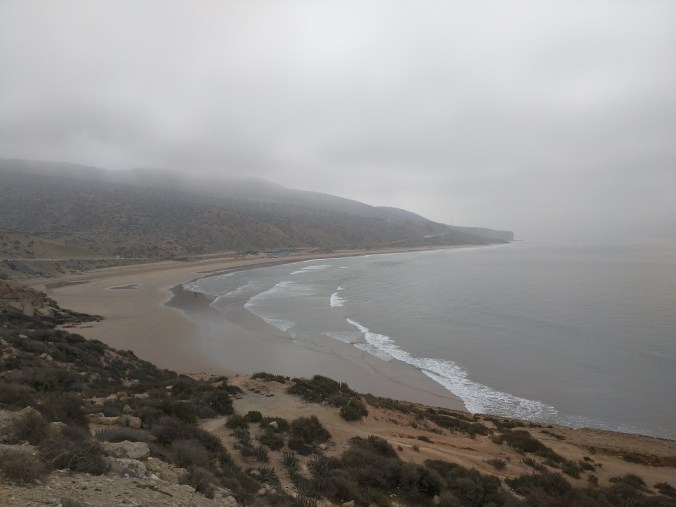 Beach Near Agadir