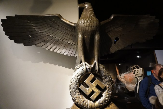 Bronze Eagle from Reich Chancelry