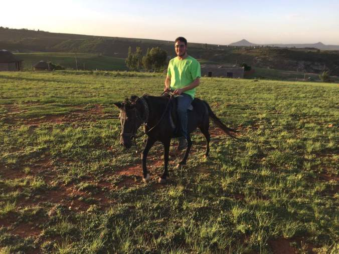 Besotho Pony Riding