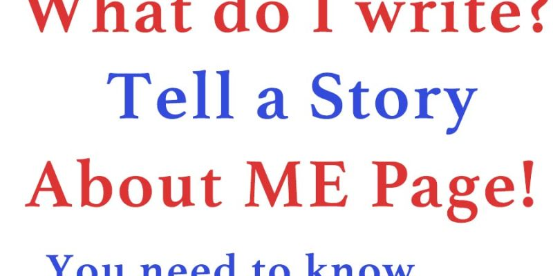 the About Me Page