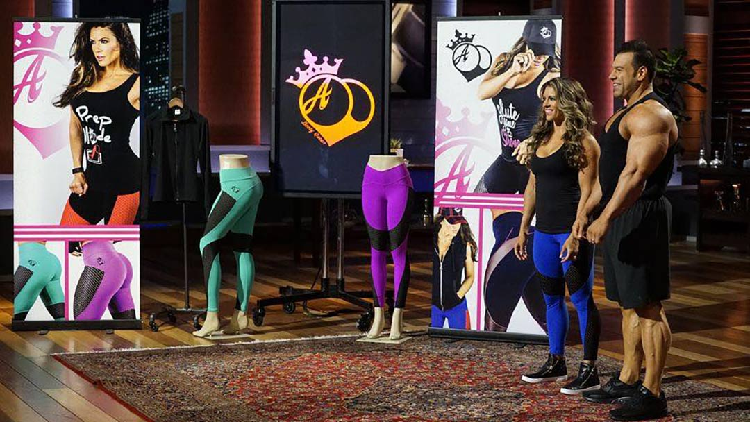 BootyQueen Apparel gets Daymond John Shark Tank Deal