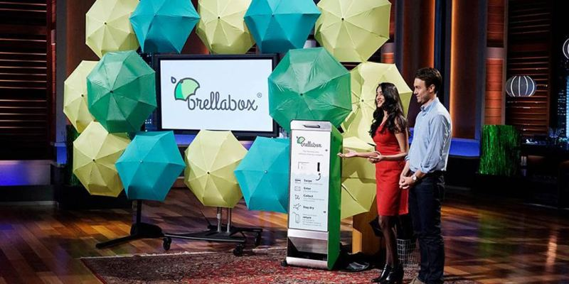 brellaBox - Shark Tank