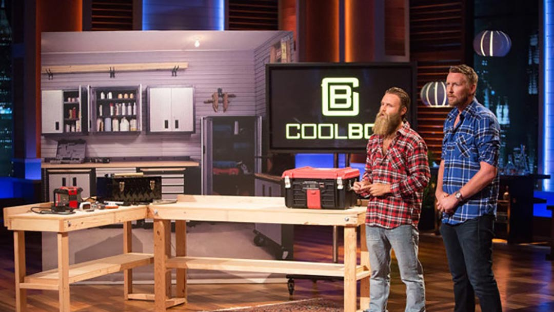 Coolbox scores Lori Greiner Shark Tank deal that falls through after show