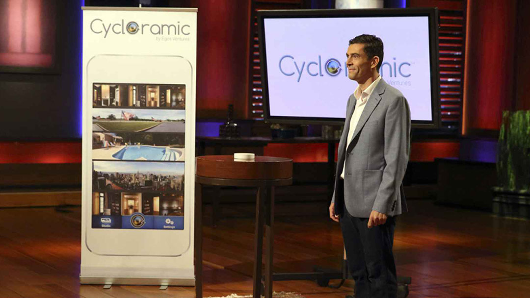 Cycloramic Shark Tank Pitch and after Show Update