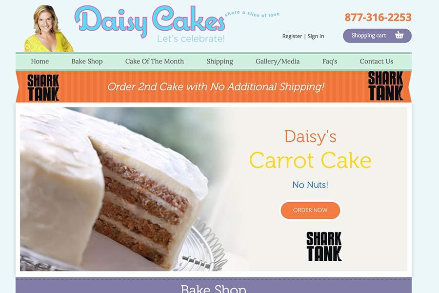 Daisy Cakes – Kim Nelson – Shark Tank Update