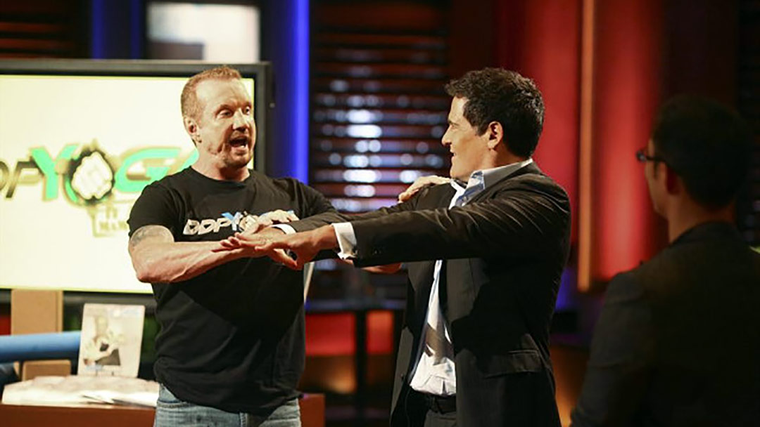Ddp Yoga Misses Shark Tank Deal But Is Going Strong Kirk Taylor