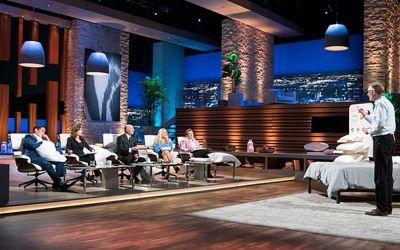 Dreampad founder think Shark Tank Investors under value good sleep