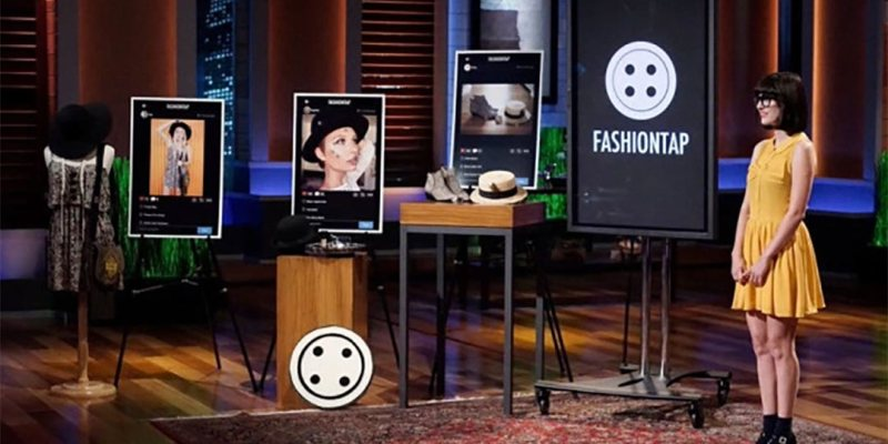 FashionTap - Shark Tank