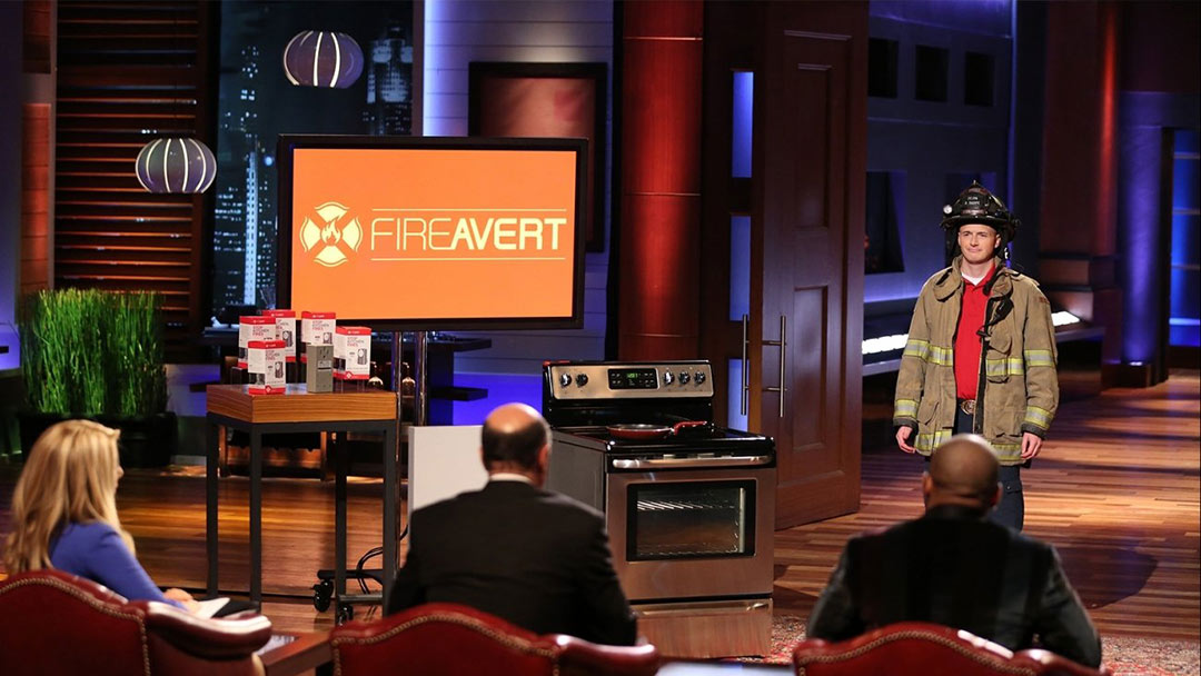 Fireavert Shark Tank Pitch and follow up ends with Lori Greiner Deal