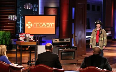 Fireavert Shark Tank Pitch and follow up ends with Lori Greiner Deal