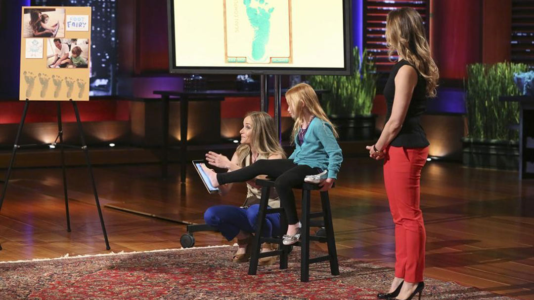 Foot Fairy makes contingent deal on Shark Tank but does not stick