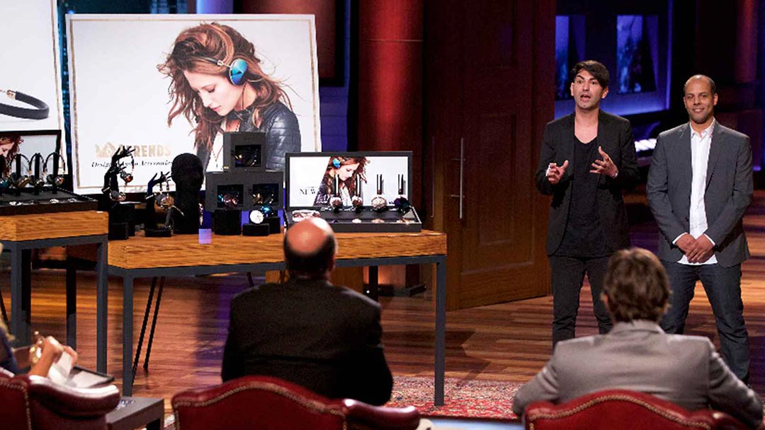 FRENDS Jewelry Headphones Blows Shark Tank Deal Turns into Gain