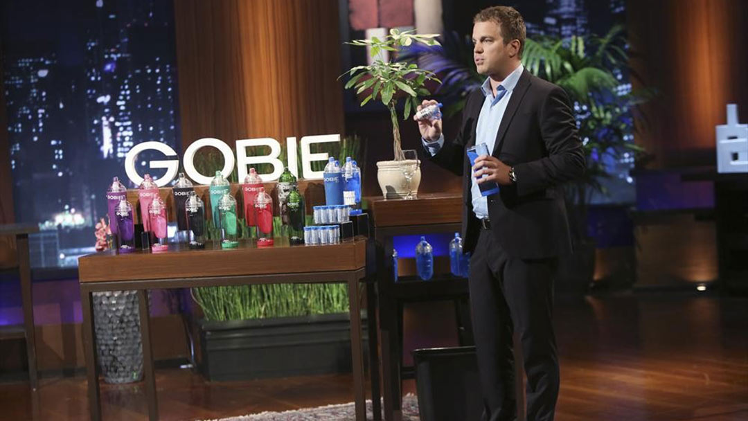 Gobie H20 Shark Tank Deal with Daymond John runs out of water