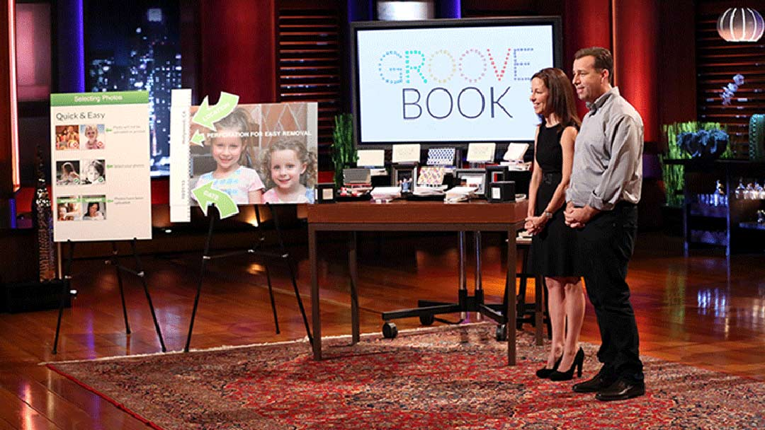 GrooveBook pitches Shark Tank sells for $14.5 million within year
