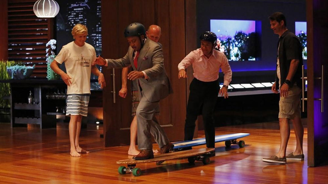 Hamboards – Shark Tank Pitch and after show update