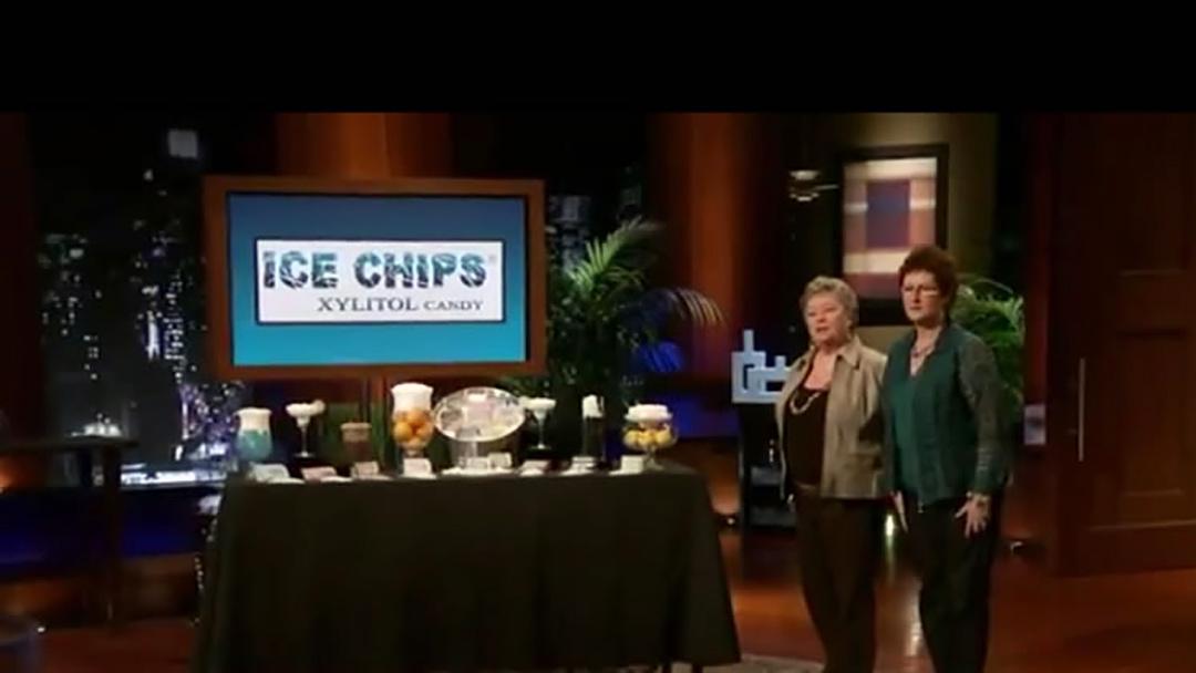 Ice Chips - Shark Tank