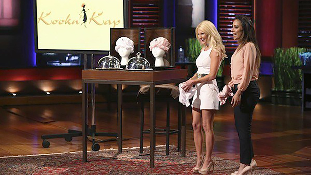 Kookn' Kap Shark Tank Pitch Cracks up Sharks but leaves them empty handed