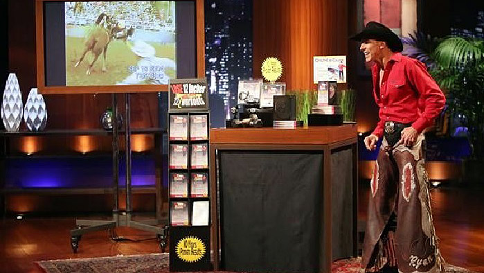 "Lose 12 Inches with Shark Tank's Ryan ""Cowboy"" Ehmann"