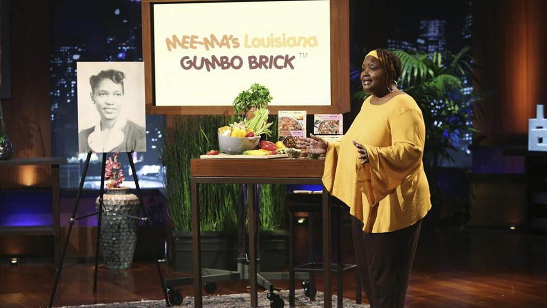 Mee-Mas Gumbo Lori Greiner Kevin O'Leary Shark Tank Deal