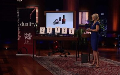 Nail Pak evolves into Grace Nail Company after Lori Greiner Shark Tank Deal