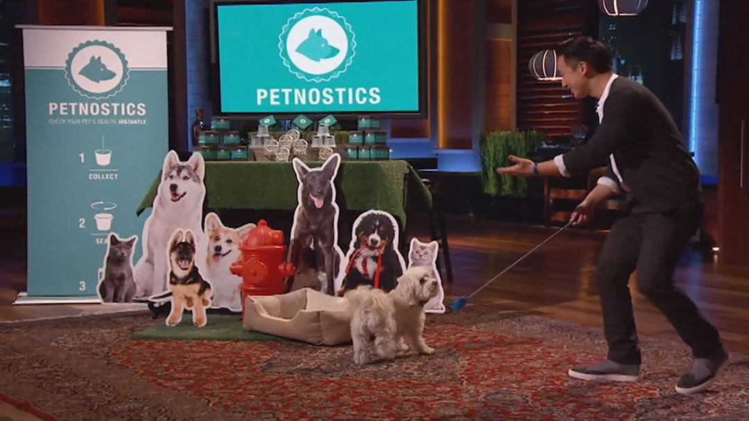Petnostics Pet Health Check Closes Lori Greiner Kevin O'Leary Shark Tank Deal
