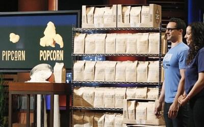 Pipsnacks Pipcorn popcorn alternative – Shark Tank deal Barbara Corcoran
