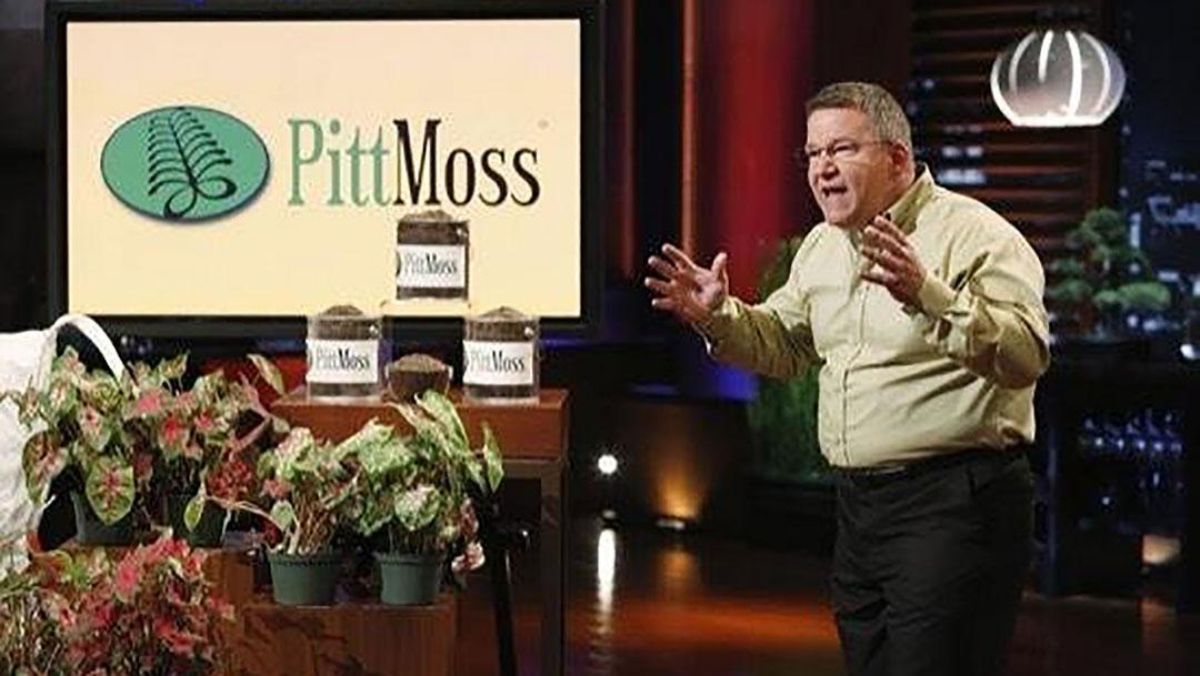 PittMoss - Shark Tank