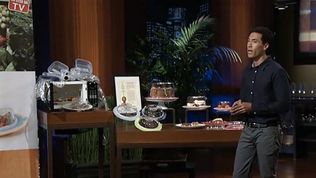 Micheal Tseng blows Plate Topper million dollar offers in Shark Tank pitch