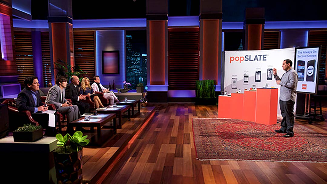 popSLATE Dual screen for iPhone misses Shark Tank deal files bankruptcy