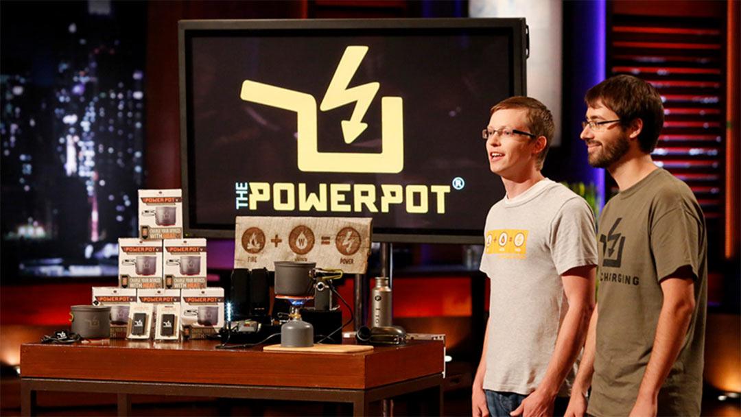 PowerPot scores Mark Cuban Shark Tank deal and expands Product Line