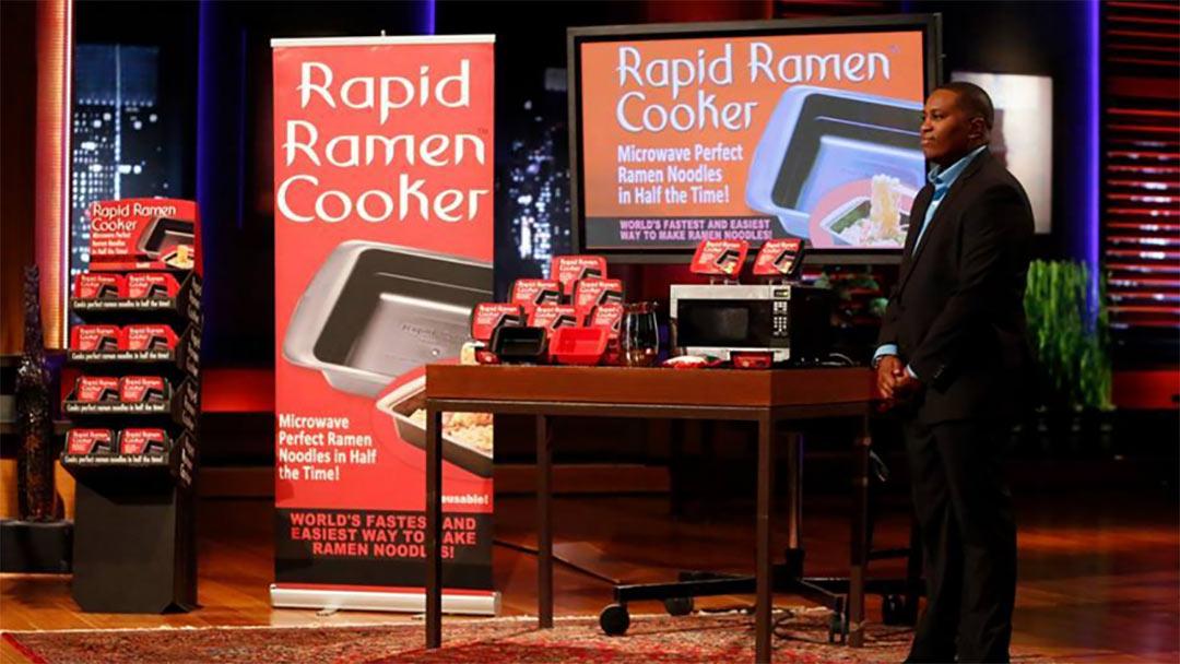 Rapid Ramen Cooker cooks up Shark Tank Deal After show sales explode