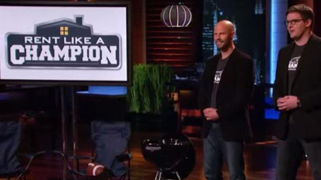 Rent Like a Champion – Mark Cuban Chris Sacca Shark Tank Deal Update
