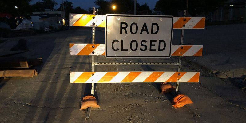 Road Closed - Limiting Beliefs