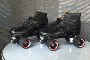 Roller Skates - An incredible gift of kindness