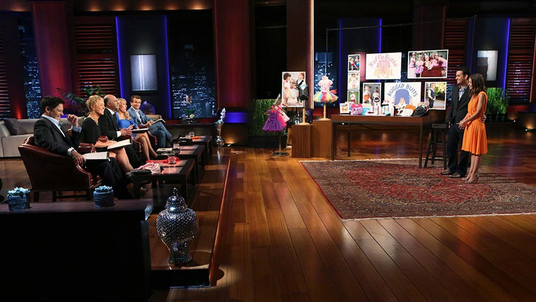 RuffleButts RuggedButts Bloomer Shark Tank Deal with Lori Greiner
